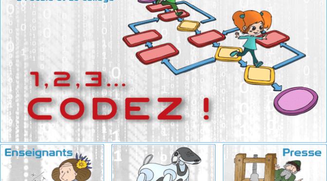"""<span class=""""dquo"""">«</span> 1, 2, 3… codez ! » prépare les profs à la science informatique dans les nouveaux programmes scolaires"""