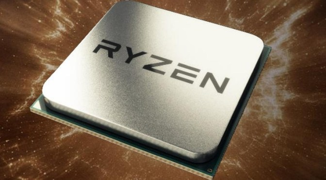 "Architecture Ryzen d'<span class=""caps"">AMD</span> vs Intel"