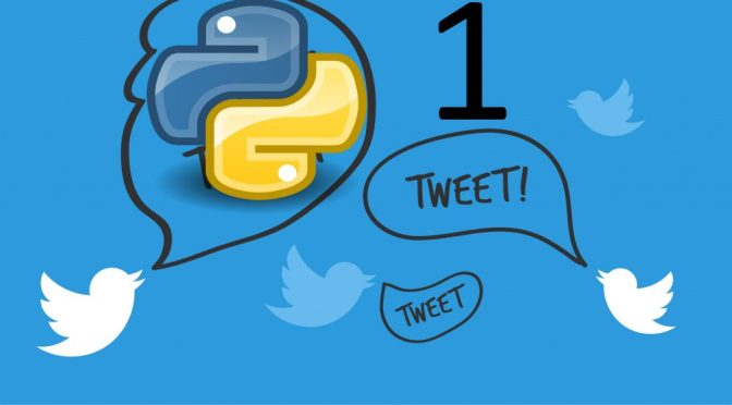 Piloter Twitter via Python