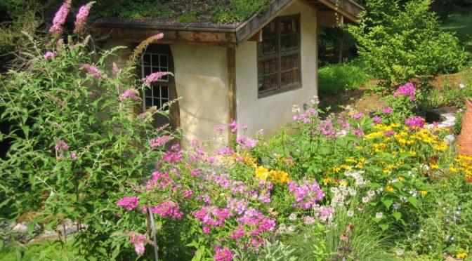 Maisons en terre, en paille et maison rondes