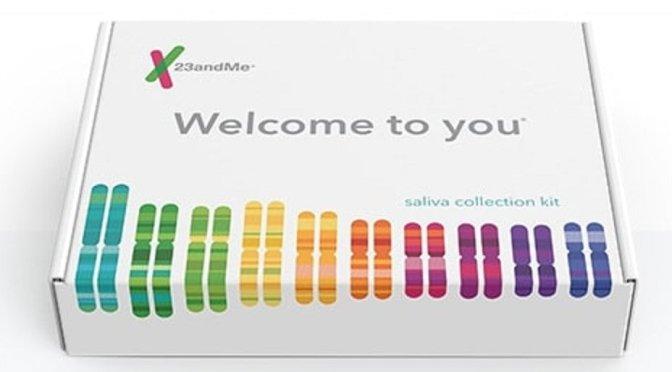 Une analyse génétique pour connaitre votre ascendance et vos facteurs de risque