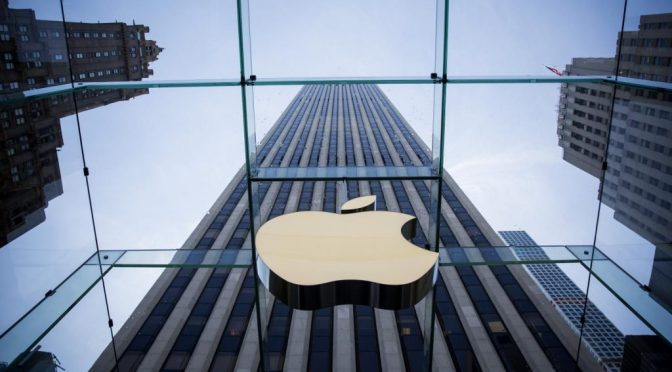 Apple: (mon) coup de gueule et réconciliation!