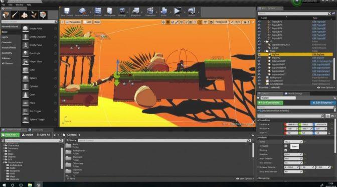 Devlog 2: Des assets et du gameplay qui apparait sur Jungle Greg