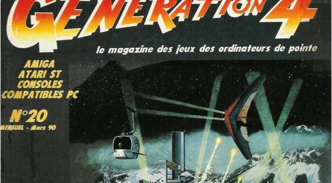 """L'Histoire de Génération 4 par <span class=""""caps"""">MO5</span>.<span class=""""caps"""">COM</span>"""