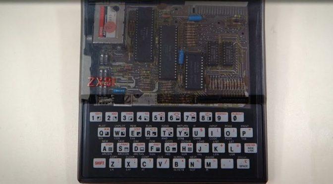 """Sinclair <span class=""""caps"""">ZX81</span>: Vous vous souvenez?"""