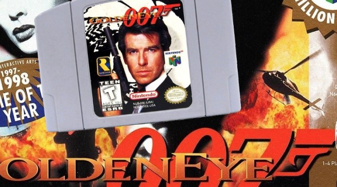 Making of GoldenEye 007 sur Nintendo 64