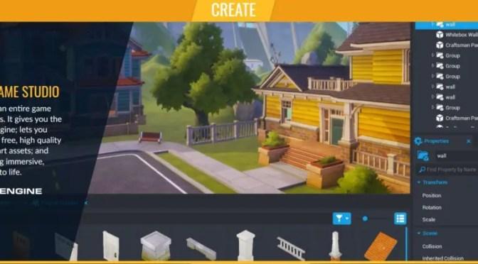Core : Unreal Engine pour lesNuls?