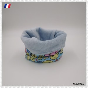Snood / Cache cou Smiley