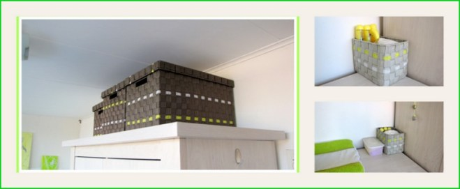 Manden versierd met lint - Creatief en Simpel - Ga naar onze site voor de uitleg en meer leuke ideeën voor de kinderkamer