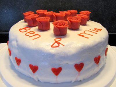 Taartenbuffet - Biscuit taart - Creatief en SImpel - Ga naar onze site voor de uitleg en meer ideeen