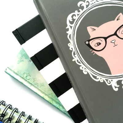 9 Creative Ways to Fill a Blank Notebook