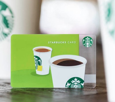 Win a Starbucks Gift Card! (ends May 23rd)