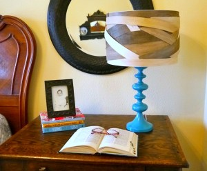 DIY Lampshade CRAFT