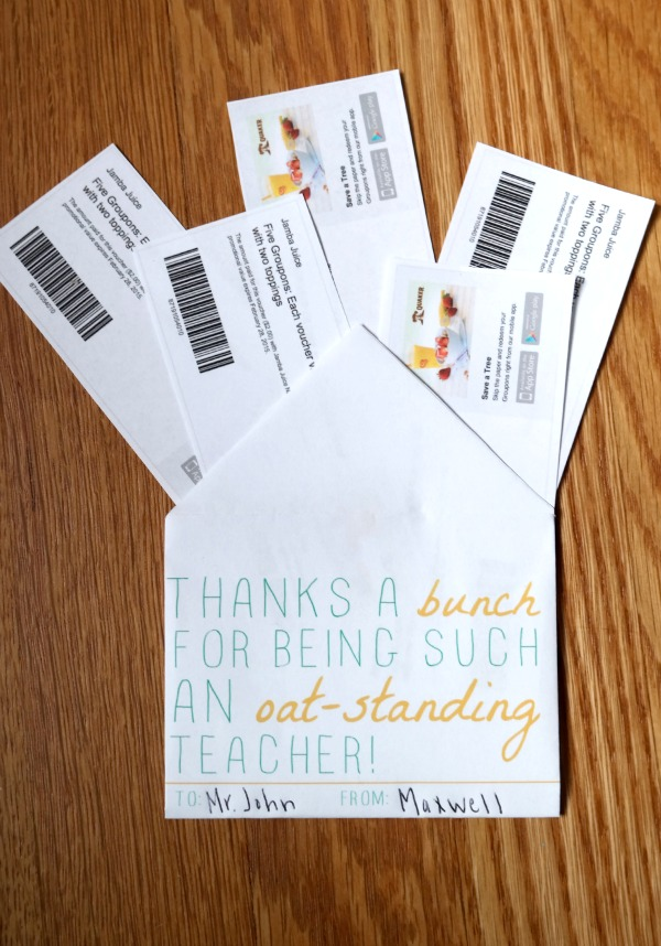 Creative Ways To Give Gift Cards CRAFT