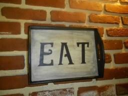 EAT Tray