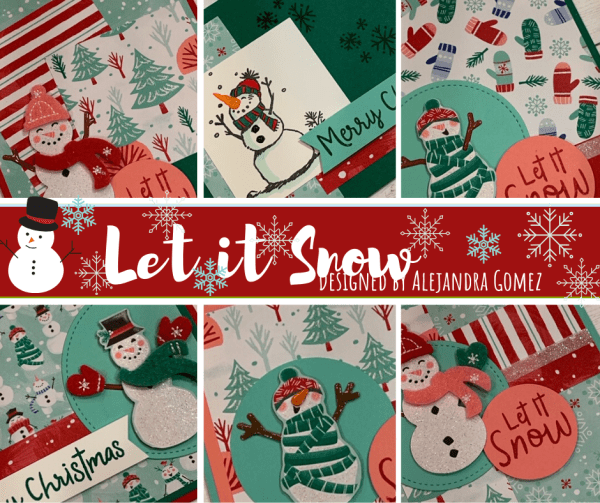 Let it Snow card class
