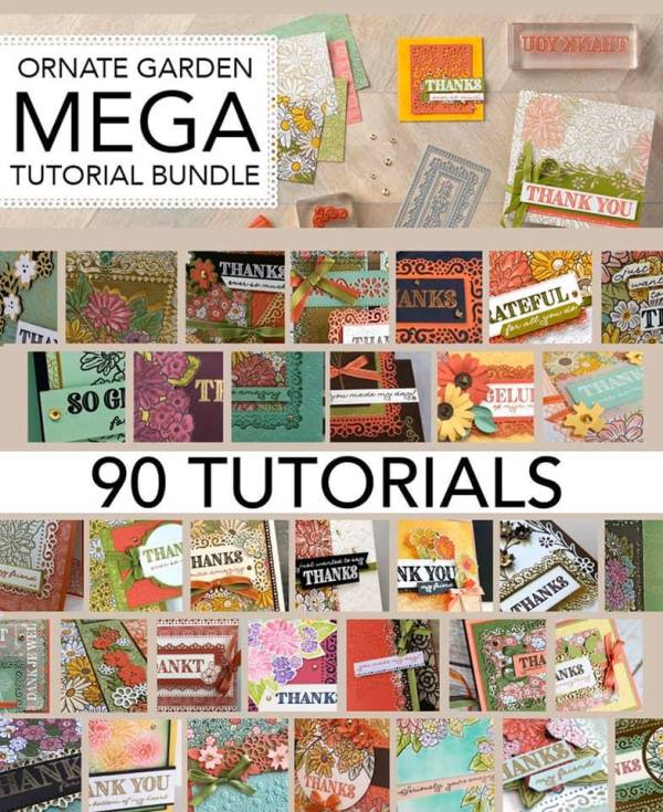Ornate Garden MEGA Bundle