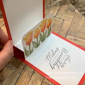 An easy pop up card!