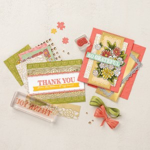 Ornate Garden Suite from Stampin' Up!