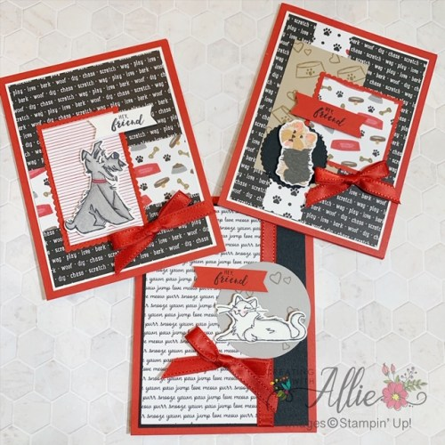How to use sketches for handmade cards