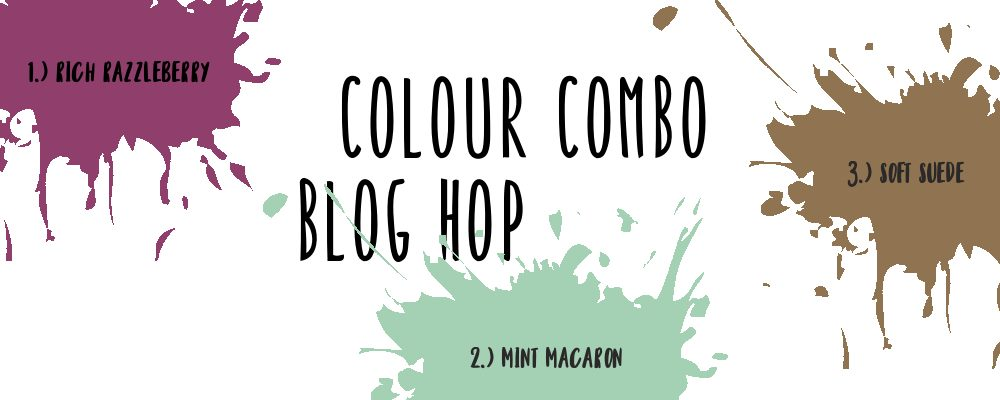 Color Combo Blog Hop banner