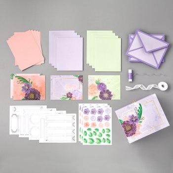 Gorgeous Posies Project Kit