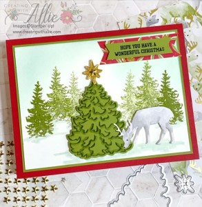 Are you starting to make your Christmas cards yet?