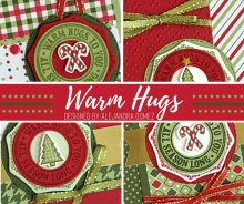 Warm Hugs Card Class
