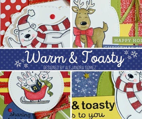 Warm & Toasty Card Class