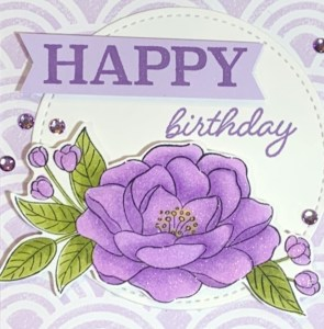 Two Beautiful Birthday Handmade Cards You Will Want to Make!