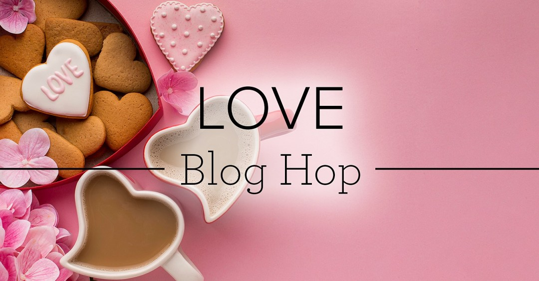 Love is in the Air blog hop banner