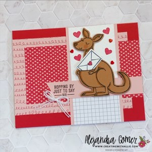 How to make three cute friendship cards using the Kangaroo & Company bundle from Stampin' UP!