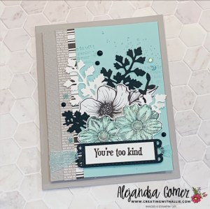 Brand new Quiet Meadow Bundle from Stampin' Up!
