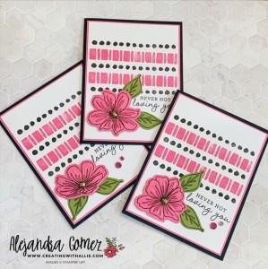 Art in Bloom Bundle card ideas