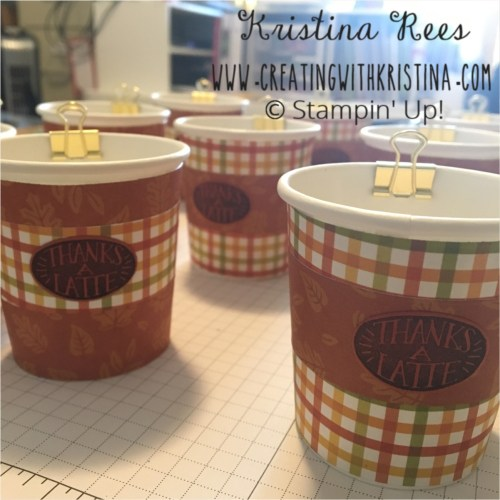 Mini Coffee Cup Fall2