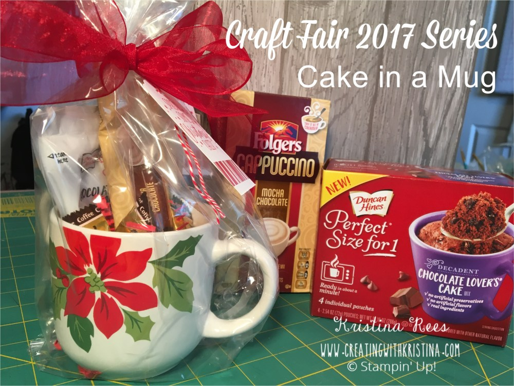 Craft Fair Series 2017 – Creating with Kristina