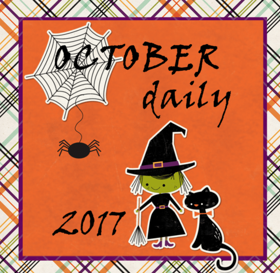 October Daily 2017