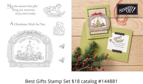 Best Gifts Stamp Set