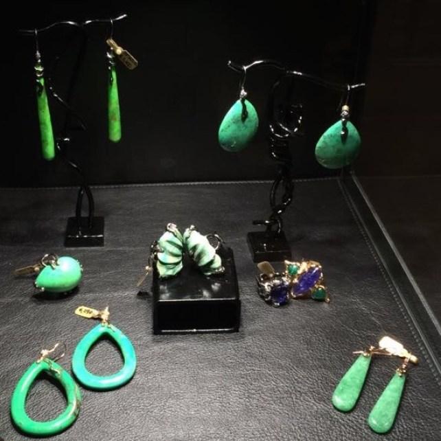 Jade jewelry from Lucifer Vir Honestus.