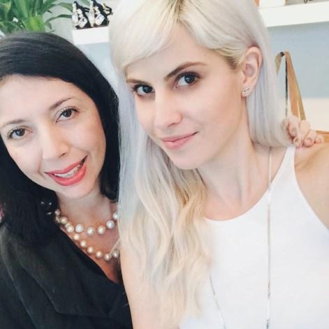Ana Sofia Tarbay and Caitlyn Rose