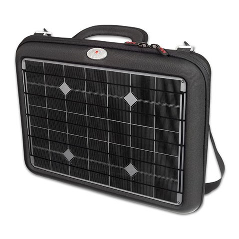 Wearable Generator Solar Laptop Charger from Voltaic Systems