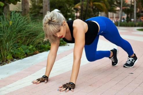 LIVE! Fitness Clothes - Creation Despite - Miami Style Blogger