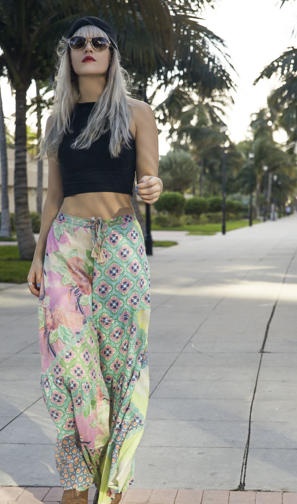Z&L Europe Party Pants - Caitlyn Rose - Miami Blogger