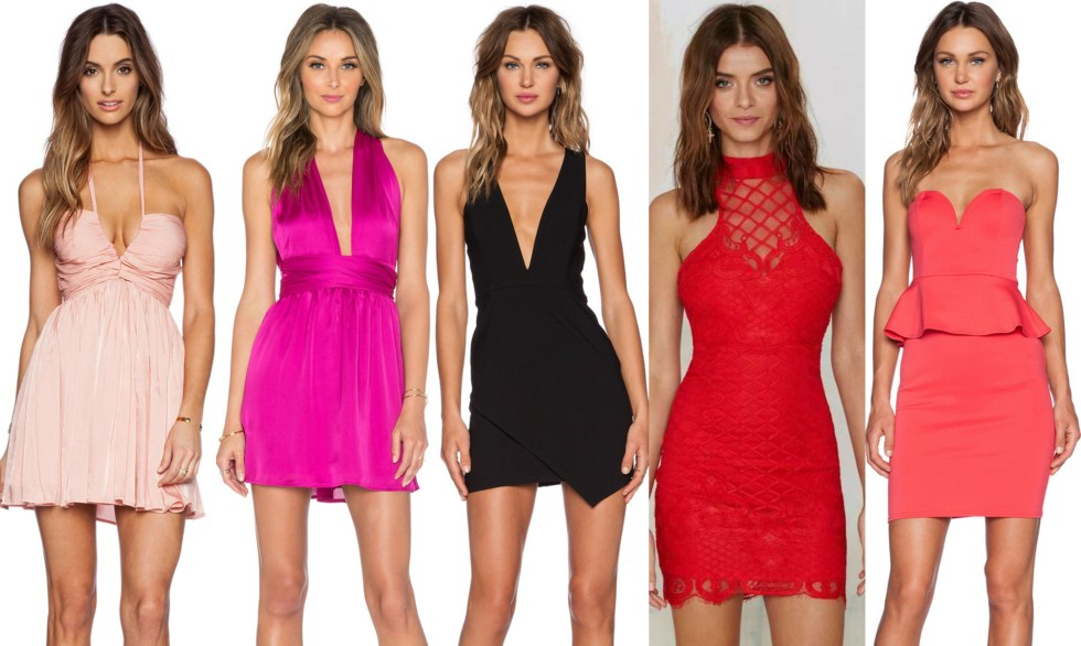 What Is Your Valentine s Day Dress Saying About You  43be9d0cc