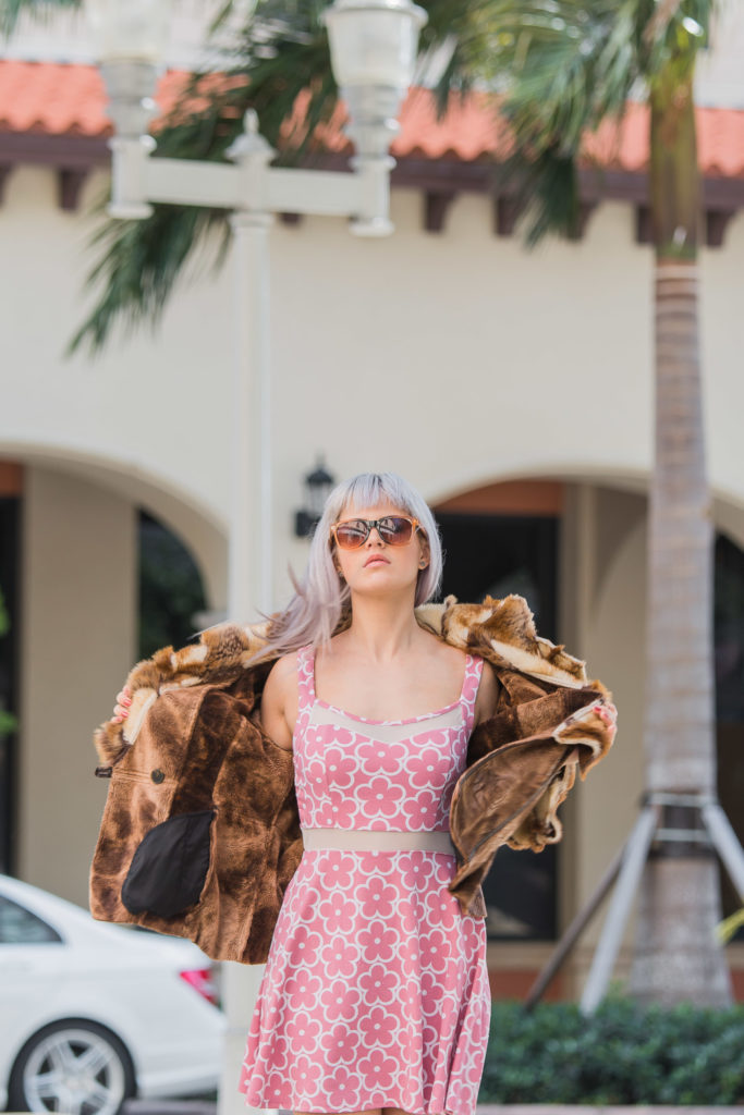 Margot Tenenbaum Vibes Caitlyn Sway Model Actress