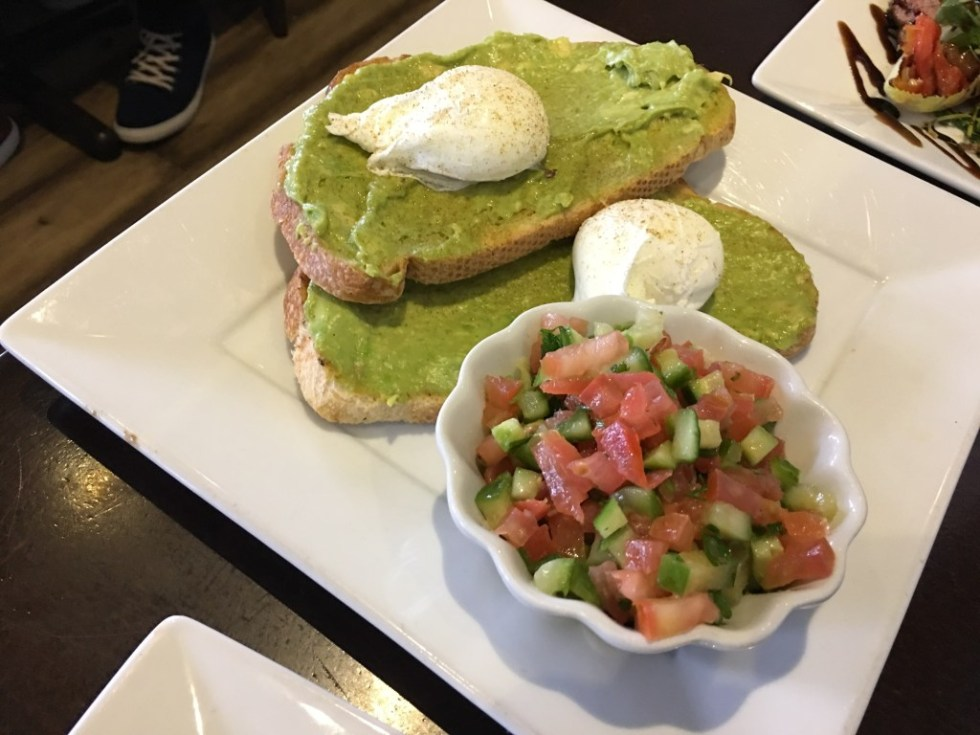 Avocado Toast Brunch - Leo and Lily's Review