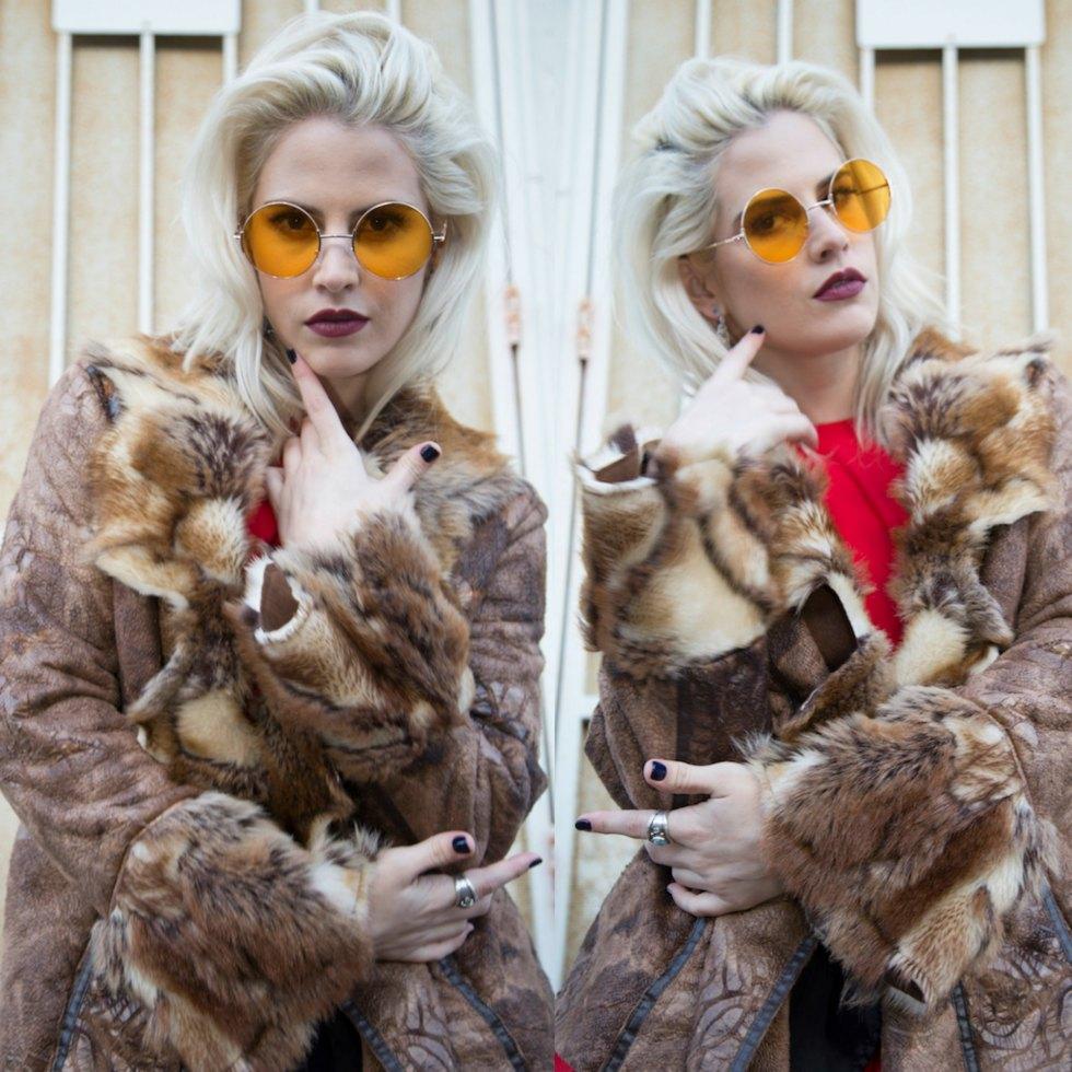 LA Style Bloggers - Boho Chic Fashion Editorial