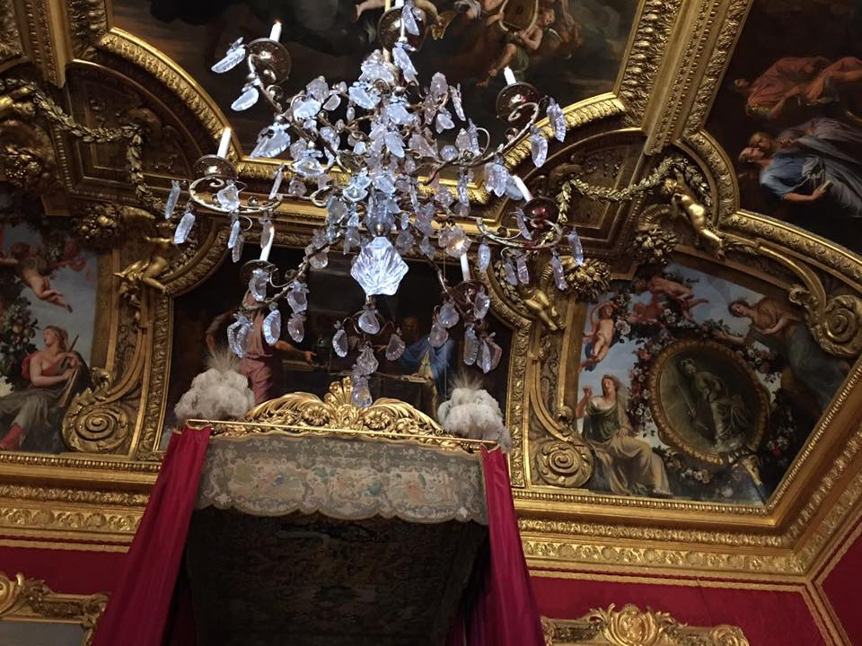 Palace of Versailles Chandeliers