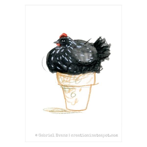 Chicken Pot