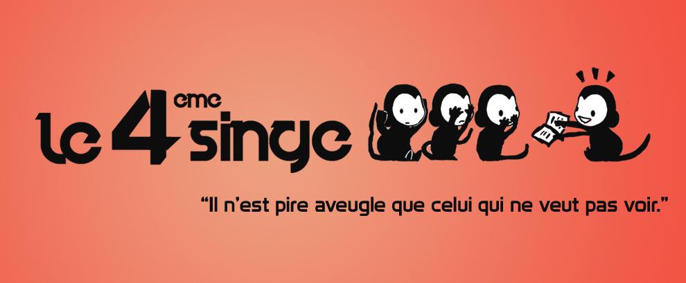 Le 4ème singe